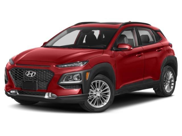 2021 Hyundai Kona SE SE Auto FWD Regular Unleaded I-4 2.0 L/122 [5]