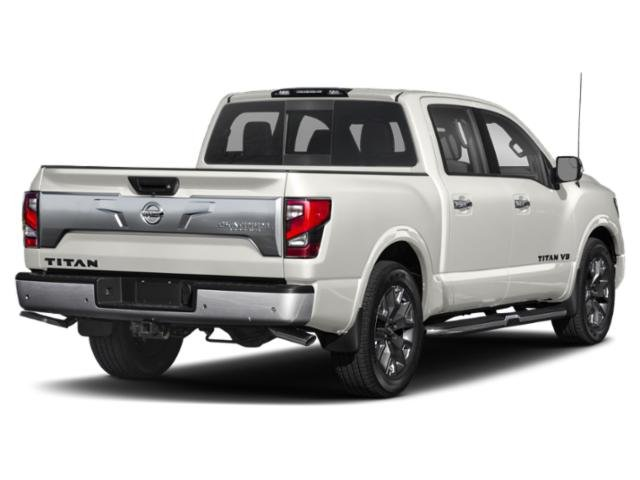 2021 Nissan Titan Platinum Reserve