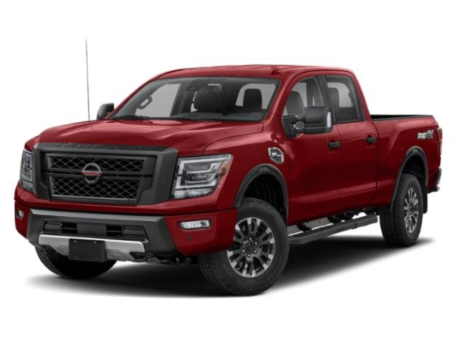2021 Nissan Titan XD PRO-4X