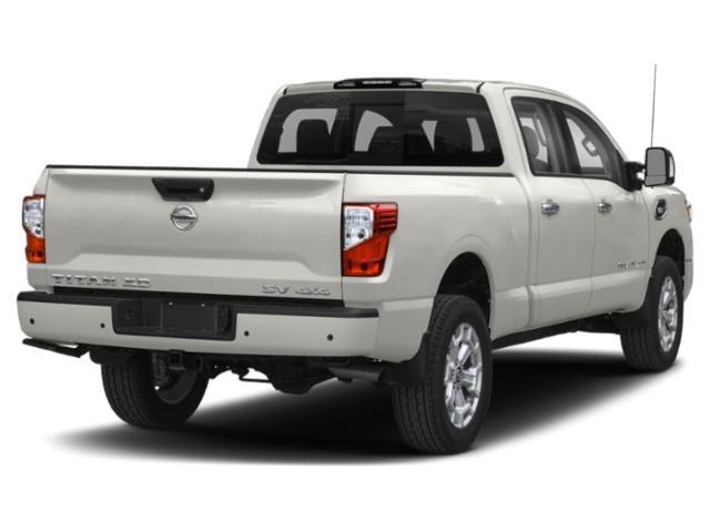 2021 Nissan Titan XD Platinum Reserve