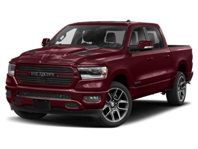 """2021 Ram 1500 Big Horn Big Horn 4x4 Quad Cab 6'4"""" Box Regular Unleaded V-8 5.7 L/345 [19]"""