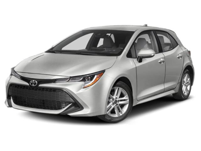 2021 Toyota Corolla Hatchback SE SE Manual Regular Unleaded I-4 2.0 L/121 [0]
