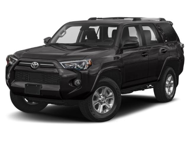 2021 Toyota 4Runner SR5 Premium SR5 Premium 4WD Regular Unleaded V-6 4.0 L/241 [0]