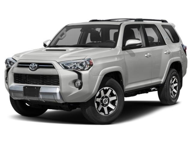 2021 Toyota 4Runner TRD Off-Road Premium TRD Off Road Premium 4WD Regular Unleaded V-6 4.0 L/241 [4]