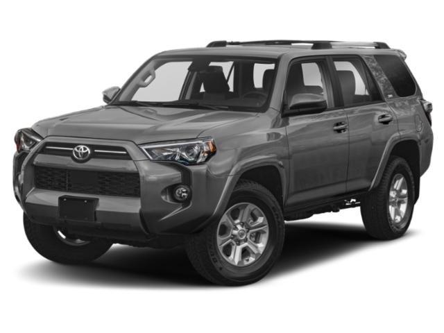 2021 Toyota 4Runner SR5 SR5 2WD Regular Unleaded V-6 4.0 L/241 [1]