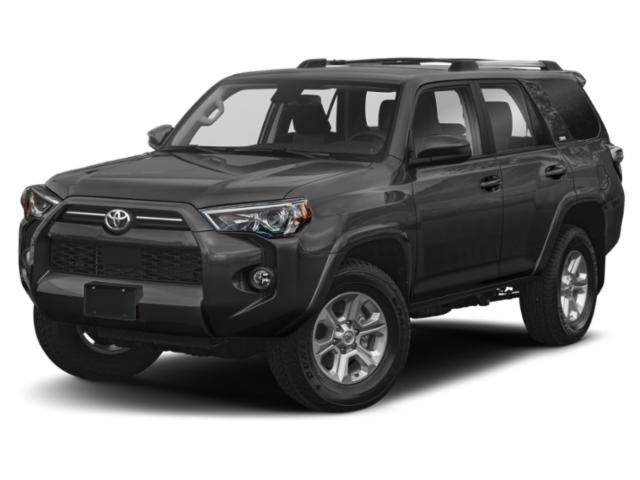 2021 Toyota 4Runner SR5 Premium SR5 Premium 4WD Regular Unleaded V-6 4.0 L/241 [1]