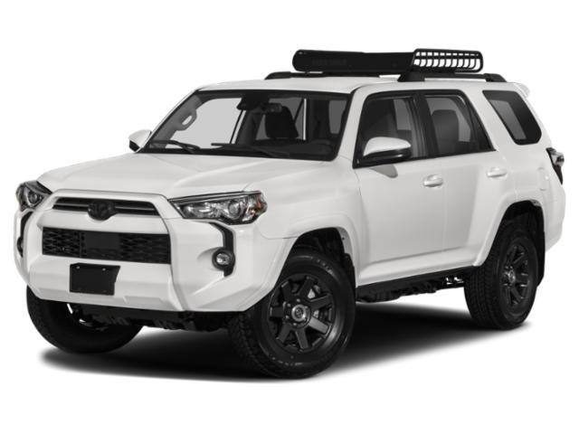 2021 Toyota 4Runner Trail Trail Special Edition 4WD Regular Unleaded V-6 4.0 L/241 [1]