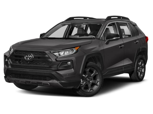 2021 Toyota RAV4 TRD Off Road TRD Off Road AWD Regular Unleaded I-4 2.5 L/152 [27]
