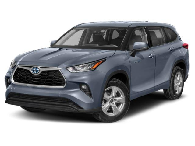 2021 Toyota Highlander Hybrid LE Hybrid LE FWD Gas/Electric I-4 2.5 L/152 [22]