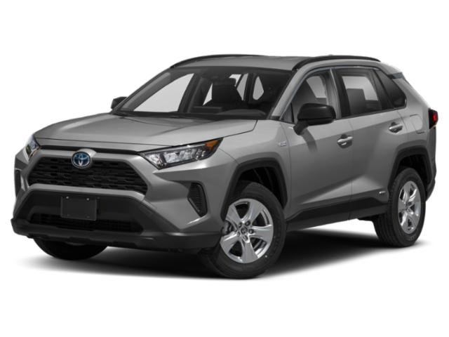 New 2021 Toyota RAV4 Hybrid in Abilene, TX