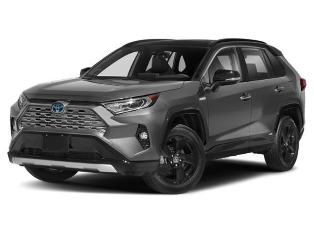 2021 Toyota RAV4 Hybrid XSE Hybrid XSE AWD Gas/Electric I-4 2.5 L/152 [15]