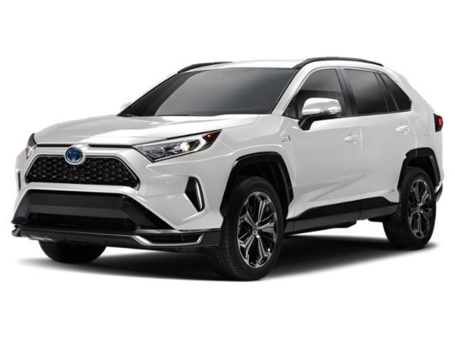 2021 Toyota RAV4 Prime at Victory Automotive Group