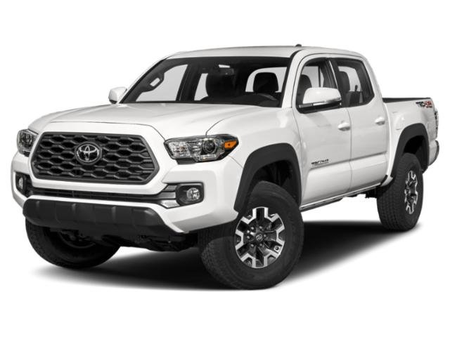 2021 Toyota Tacoma TRD Offroad TRD Off Road Double Cab 5' Bed V6 AT Regular Unleaded V-6 3.5 L/211 [10]