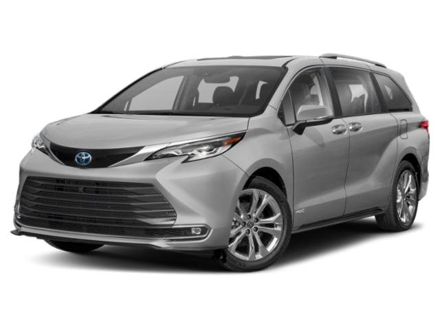 2021 Toyota Sienna Platinum Platinum AWD 7-Passenger Gas/Electric I-4 2.5 L/152 [3]