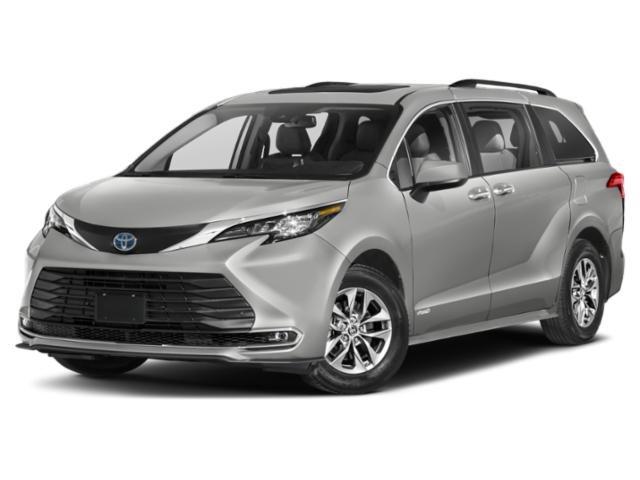 2021 Toyota Sienna XLE XLE AWD 7-Passenger Gas/Electric I-4 2.5 L/152 [3]