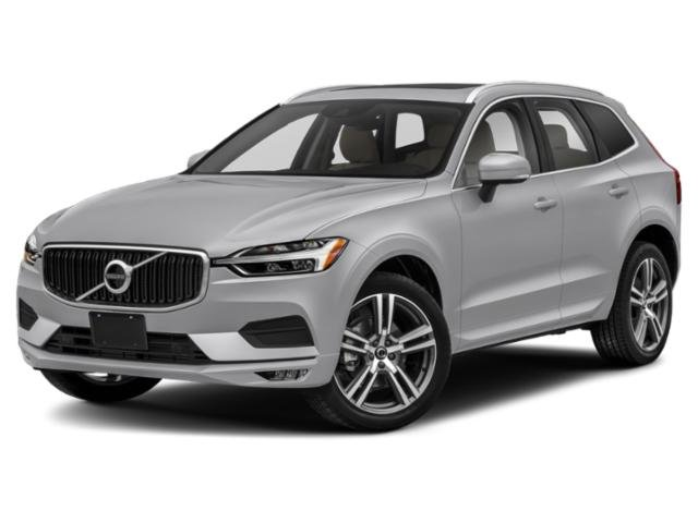 2021 Volvo XC60 MOMENTUM TurboSupercharged All Wheel Drive Power Steering A