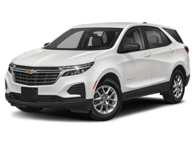 2022 Chevrolet Equinox RS FWD 4dr RS Turbocharged Gas I4 1.5L/92 [8]