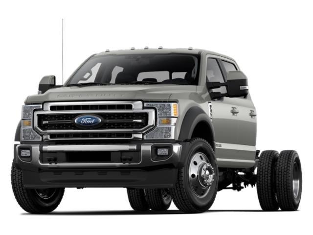 2022 Ford Super Duty F-550 DRW XL  Intercooled Turbo Diesel V-8 6.7 L/406 [9]