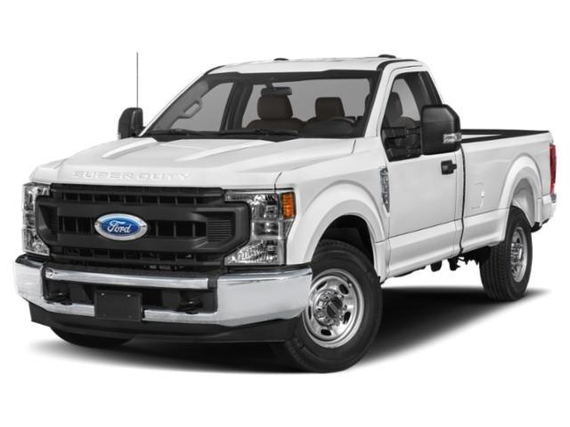 2022 Ford Super Duty F-350 DRW XL XL 2WD Reg Cab 8' Box Intercooled Turbo Diesel V-8 6.7 L/406 [6]