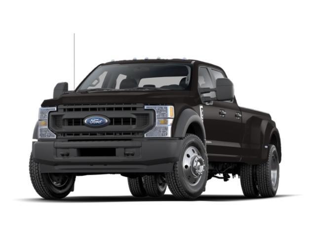 2022 Ford Super Duty F-450 DRW XL XL 4WD Crew Cab 8' Box Intercooled Turbo Diesel V-8 6.7 L/406 [8]