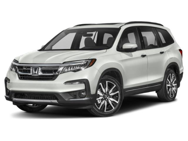 2022 Honda Pilot Touring 8-Passenger Touring 8-Passenger 2WD Regular Unleaded V-6 3.5 L/212 [4]