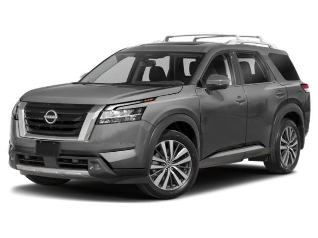 2022 Nissan Pathfinder Platinum