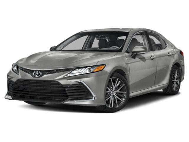 2022 Toyota Camry XLE XLE Auto Regular Unleaded I-4 2.5 L/152 [24]