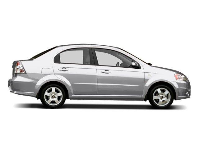 2008 Chevrolet Aveo LS Front Wheel Drive Power Steering Front DiscRear Drum Brakes Wheel Covers