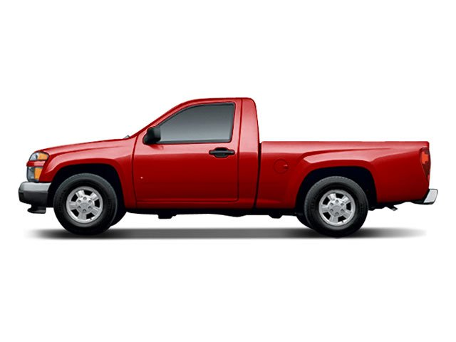 2008 Chevrolet Colorado LS Rear Wheel Drive Power Steering Aluminum Wheels Tires - Front All-Sea