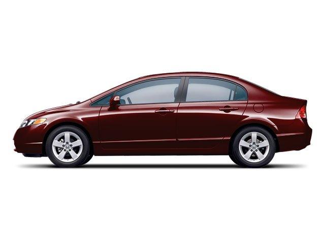 2008 Honda Civic Sdn EX-L Front Wheel Drive Tires - Front Performance Tires - Rear Performance A
