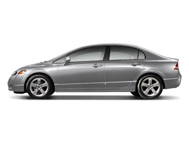 2009 Honda Civic Sdn LX-S Front Wheel Drive Power Steering Front DiscRear Drum Brakes Aluminum
