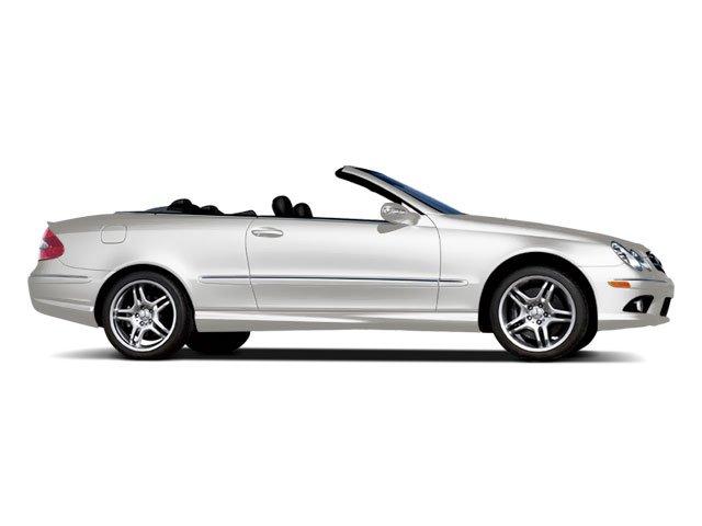 2009 Mercedes CLK-Class CLK350 Rear Wheel Drive Power Steering 4-Wheel Disc Brakes Aluminum Whee