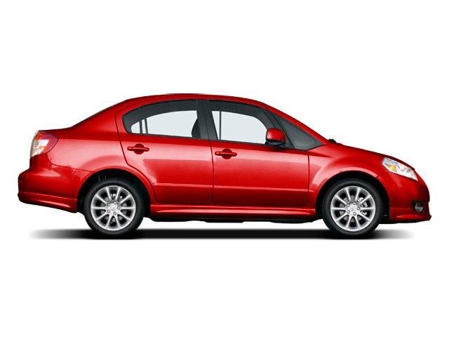 2009 Suzuki SX4 Auto Sport Touring Pkg FWD Front Wheel Drive Power Steering 4-Wheel Disc Brakes