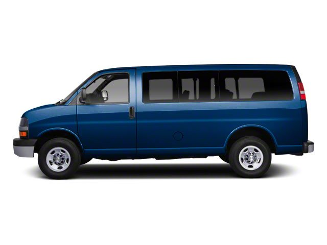 2010 Chevrolet Express 1500 LT
