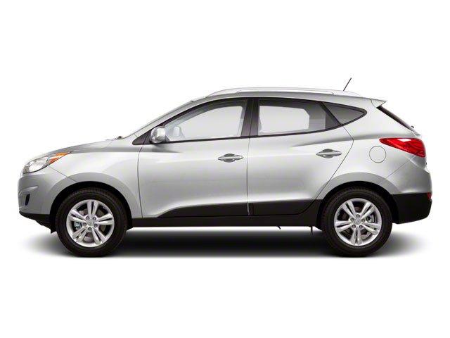 2010 Hyundai Tucson Limited PZEV