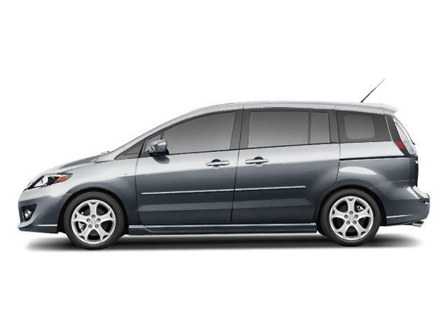 2010 Mazda Mazda5 Grand Touring Front Wheel Drive Power Steering 4-Wheel Disc Brakes Aluminum Wh