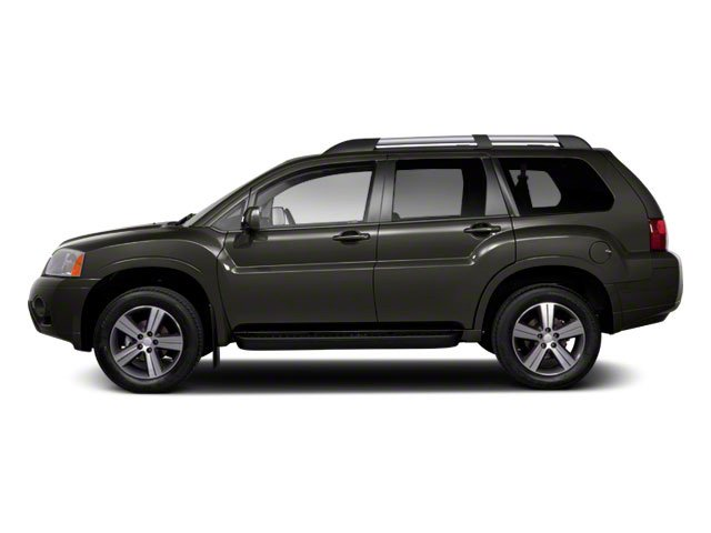 2010 Mitsubishi Endeavor LS Traction Control All Wheel Drive Power Steering 4-Wheel Disc Brakes