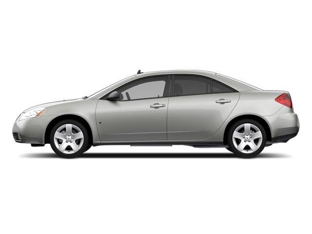 2010 Pontiac G6 w/1SH