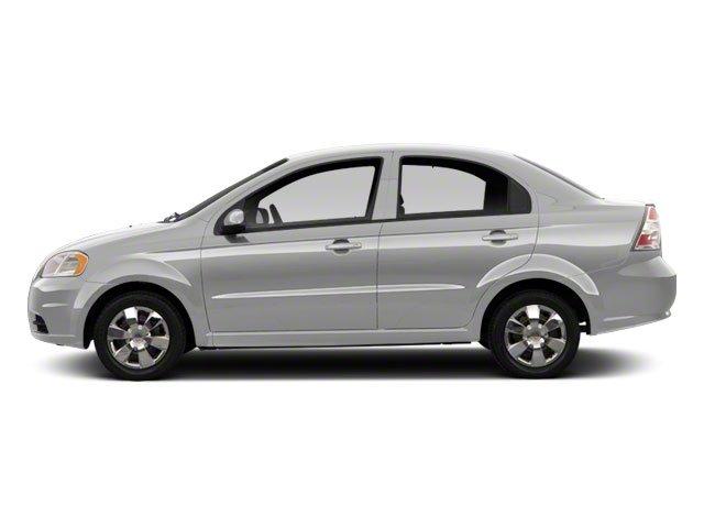 2011 Chevrolet Aveo LT w2LT Front Wheel Drive Power Steering Front DiscRear Drum Brakes Wheel