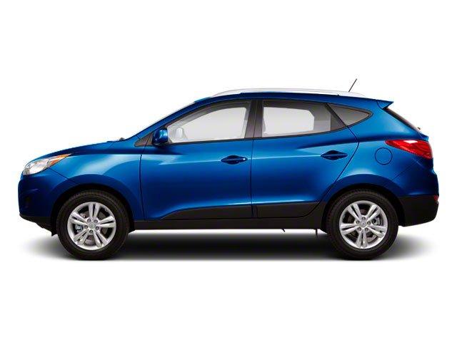2011 Hyundai Tucson GL Front Wheel Drive Power Steering 4-Wheel Disc Brakes Wheel Covers Steel