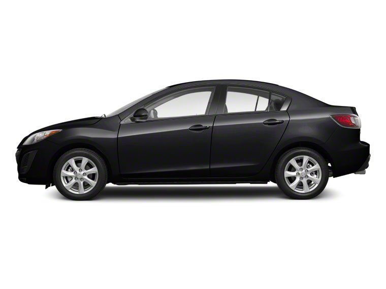 2011 Mazda Mazda3 i Touring Front Wheel Drive Power Steering 4-Wheel Disc Brakes Aluminum Wheels