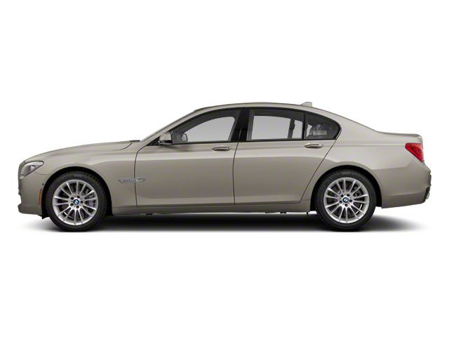 2012 BMW 7 Series 750Li DRIVER ASSISTANCE PKG  -inc automatic high beams  lane departure warning