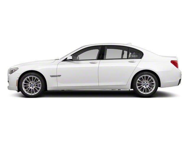 2012 BMW 7 Series  Turbocharged Rear Wheel Drive Active Suspension Power Steering 4-Wheel Disc