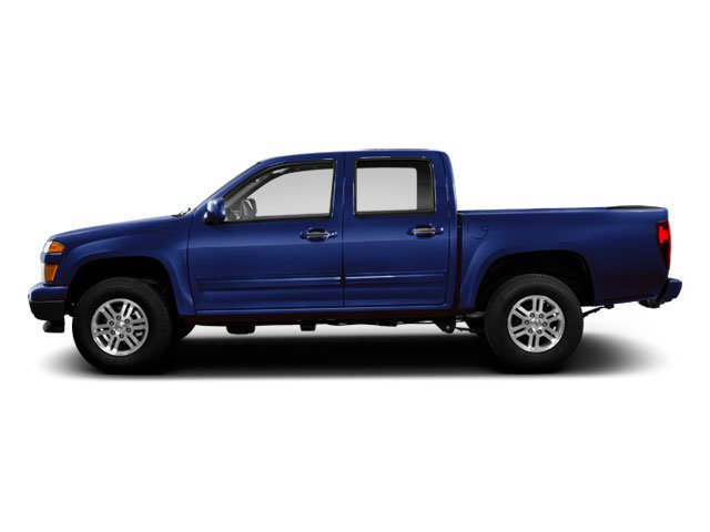 2012 Chevrolet Colorado LT with 1LT