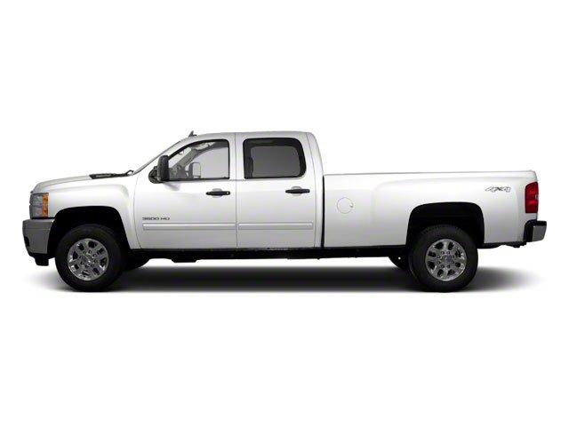 2012 Chevrolet Silverado 3500HD LT Dual Rear Wheels LockingLimited Slip Differential Four Wheel