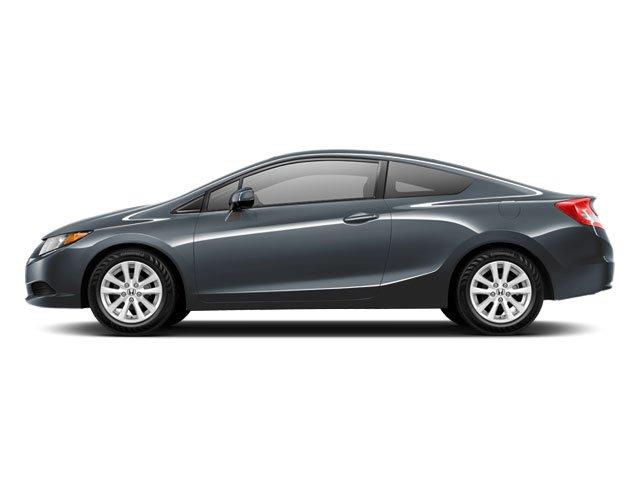 2012 Honda Civic Cpe EX-L 7 SpeakersCD playerMP3 decoderRadio data systemAir ConditioningRear