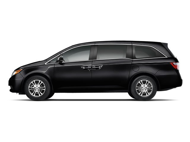 2012 Honda Odyssey EX Front Wheel Drive Power Steering 4-Wheel Disc Brakes Aluminum Wheels Tire