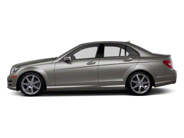 2012 Mercedes C-Class C250 Sport Sedan Turbocharged Rear Wheel Drive Power Steering ABS 4-Wheel