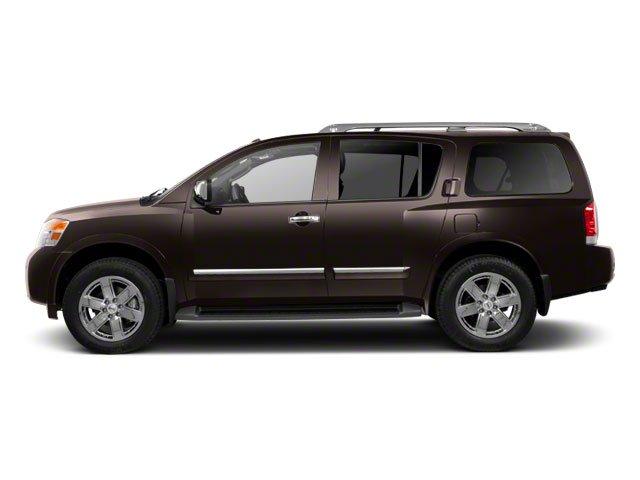 2012 Nissan Armada Platinum 4WD 4dr Platinum Gas V8 5.6L/339