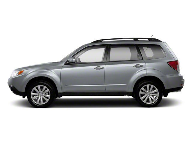 2012 Subaru Forester 25X Limited All Wheel Drive Power Steering 4-Wheel Disc Brakes Aluminum Wh